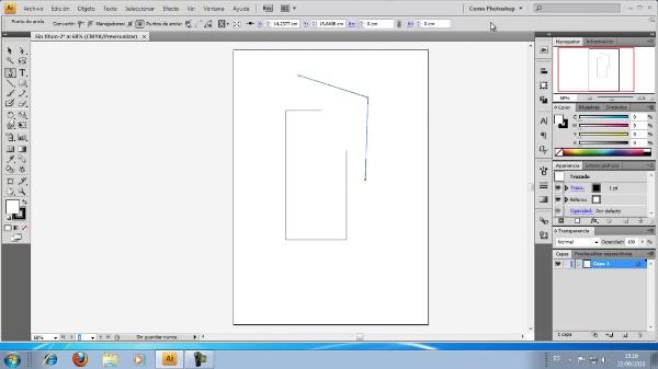 Illustrator CS4. Entorno de trabajo2