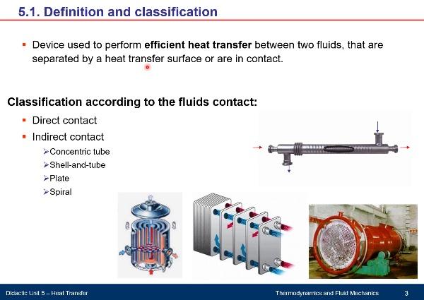 Didactic Unit 5. Heat Transfer - Part D