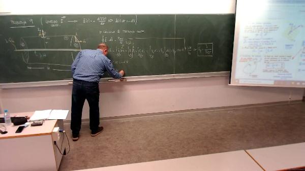 Física 1. Lección 5. Problema 9-1