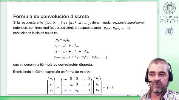 Identificación de respuesta impulsional con regularización Kernel (proc. gausiano): Teoría