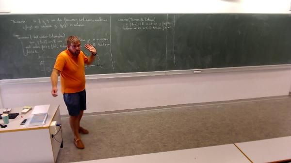 Matemáticas I-10-13-Corolario (teorema de Bolzano)
