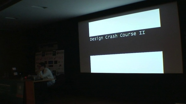 Game Design Crash Course (II) - Parte 1