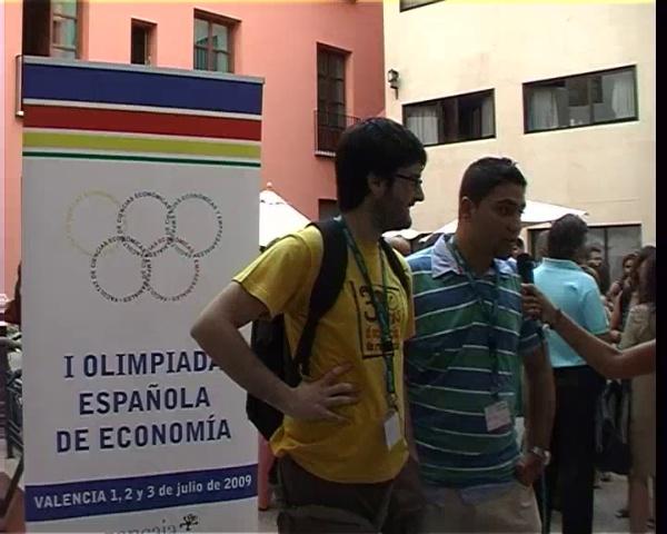 I Olimpiada Española de Economía
