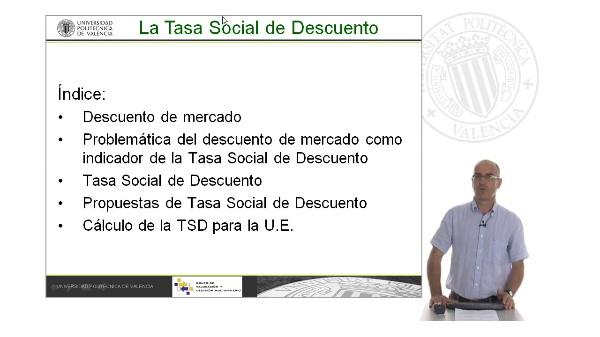 B01. La Tasa de Descuento Social. Guión