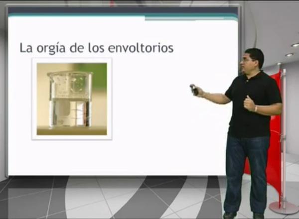 Objeto de aprendizaje: Ecopackaging.