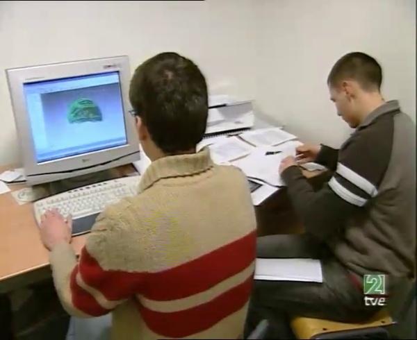 Programa de TVE La2 Innova2 sobre diseño de cascos de bicicleta