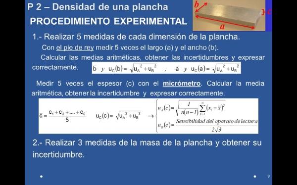 P2-Medidas de precisión VIDE02