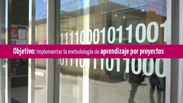 Aprendizaje basado en Proyectos en Grado de Ingeniería Informática