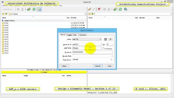 Creación Virtual y Simulación Mecanismo a-z-1138 con Cosmos Motion - 01 de 12