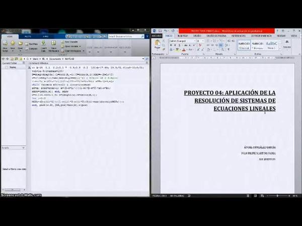 Resolución de un sistema de ecuaciones del flujo de potencia de un circuito mediante Gauss-Seidel