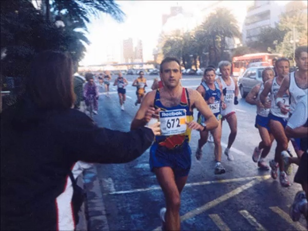 Maratón 2008. Motivación