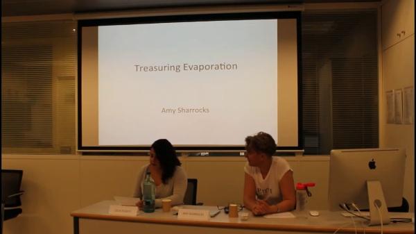 I seminario de artistas y ecologia CIAE UPV Parte 3 de 4
