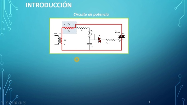 Práctica 2 - Electrónica de Potencia