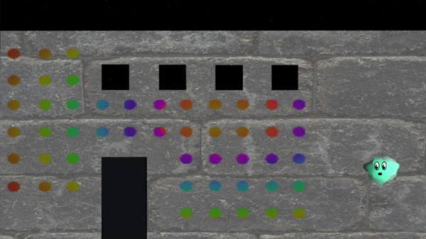 Proyección videomapping Trabajo final