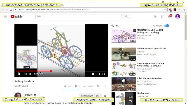 Simulación Cinemática Tang_DumpTruck2Inv-v8r5 con Recurdyn - RailTa