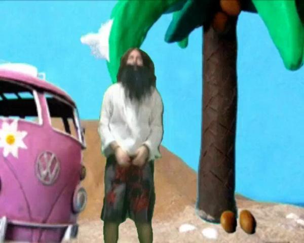 Naufrago Hippie