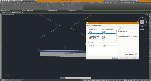 Creación de un ensamblaje en Civil 3D