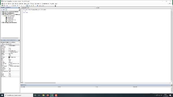 Lectura de datos en Excel Visual Basic