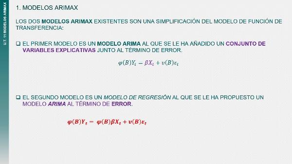 UT11T2 Modelos ARIMAX