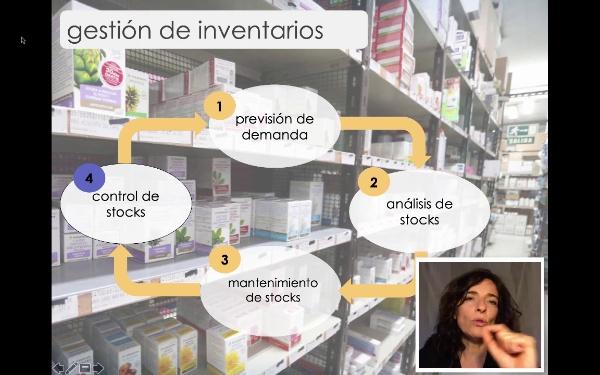 Sistemas de verificación física de inventario