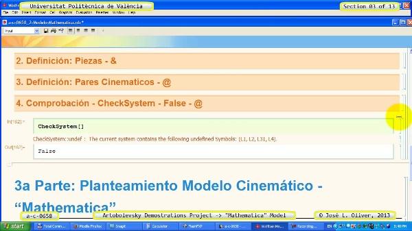 Solución Cinemática Simbólica a_c_0658 con Mathematica -B- 03 de 13