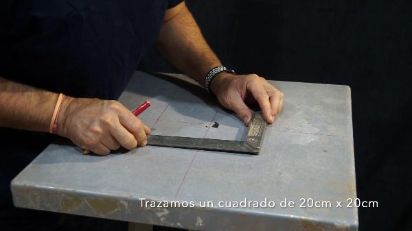 REALIZACIÓN DE UN EJERCICIO GEOMÉTRICO