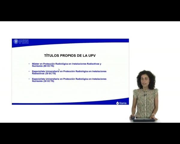 Títulos_ Protección Radiológica 2012/2013