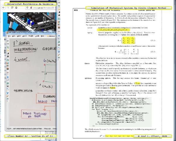 Métodos Numéricos para Análisis Estructural ¿ MN ¿ 2020 ¿ Clase 07 ¿ Tramo 05 de 13