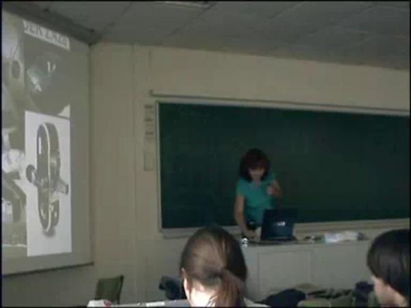 Seminario Introducción a la herramienta 3D Blender ( 30 noviembre 2006 ) - PoLinuX