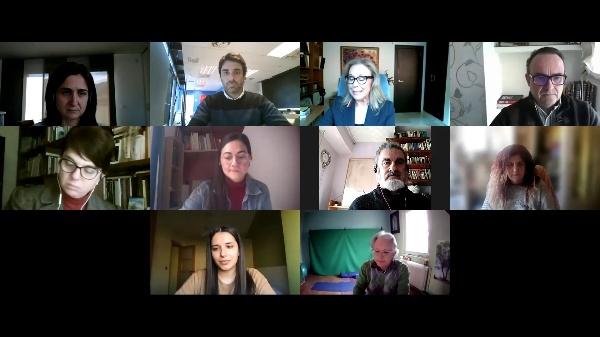Presentación curso O-City a la red de Cátedras UNESCO