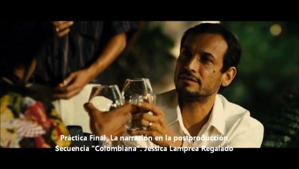 Colombiana_La narración en la postproducción