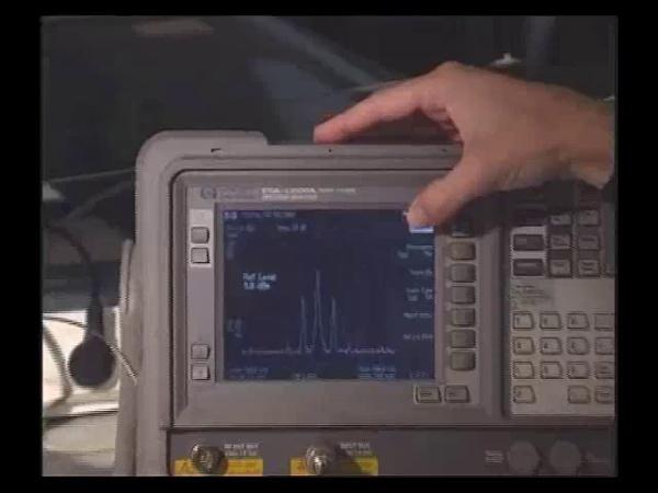 Analizador HP ESA L1500A