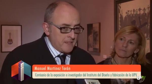 Exposición JOSÉ Mª MARTÍNEZ-MEDINA: DISEÑANDO UNA VIDA