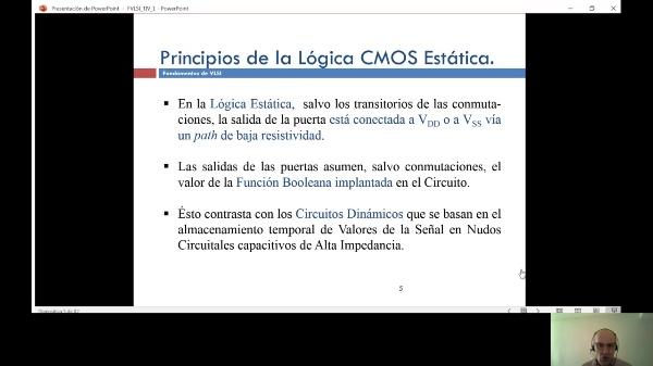 Fundamentos VLSI: Tema IV_1: Diseño de Circuitos VLSI (1/3)