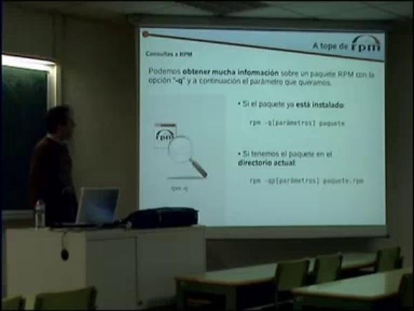 Seminario Creando RPM's ( 22 marzo 2007 ) - PoLinuX