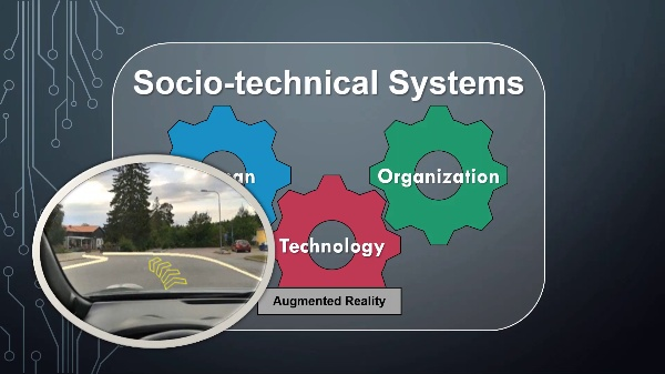 A Framework for Risk Assessment in Augmented Reality-equipped Socio-technical Systems