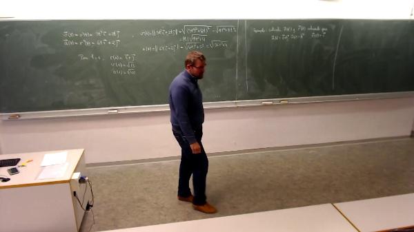 Matemáticas I-26-10-Ejemplo Calcular la velocidad y la posición