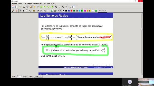 Matematicas 1 Clase 01 GIOI grupo A