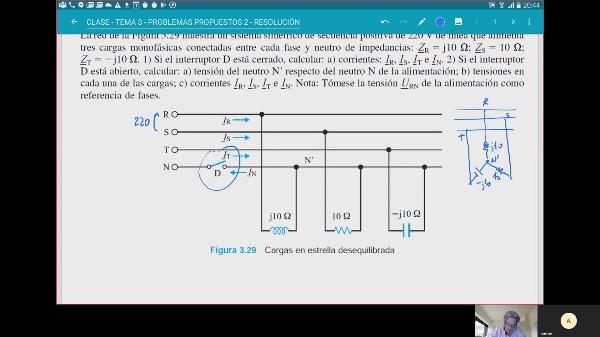 CLASE - TEMA 3 - PROBLEMAS PROPUESTOS 2 - RESOLUCIÓN