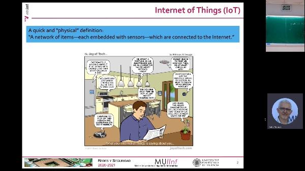 Seminario (3): Intro IoT