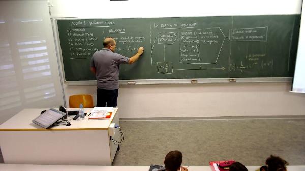 Física 1. Lección 1. Aplicaciones de la Ecuación de dimensiones