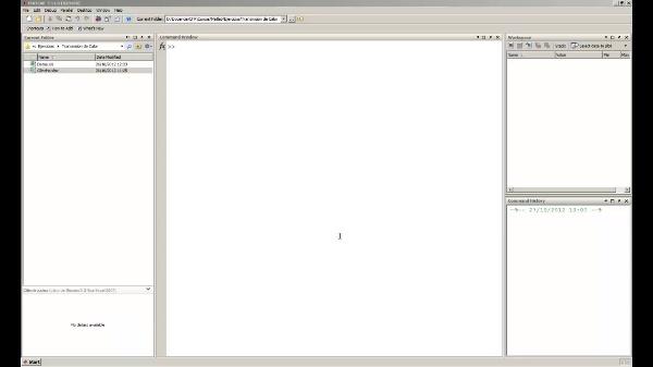 Desktop en Matlab (I)