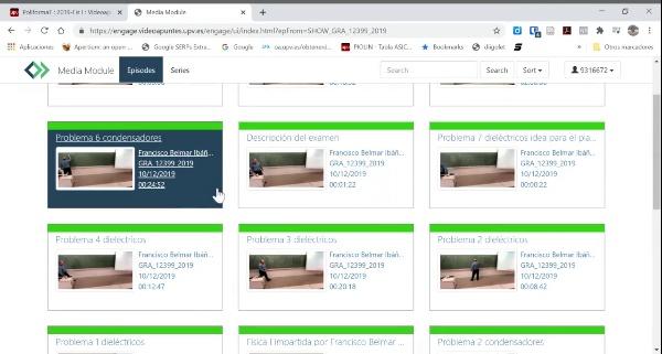Videoapuntes. Cómo extraer fragmentos de un vídeo