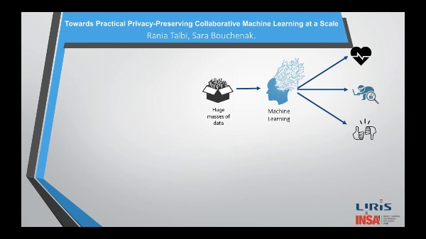 Towards Practical Privacy-Preserving Collaborative Machine Learning at a Scale