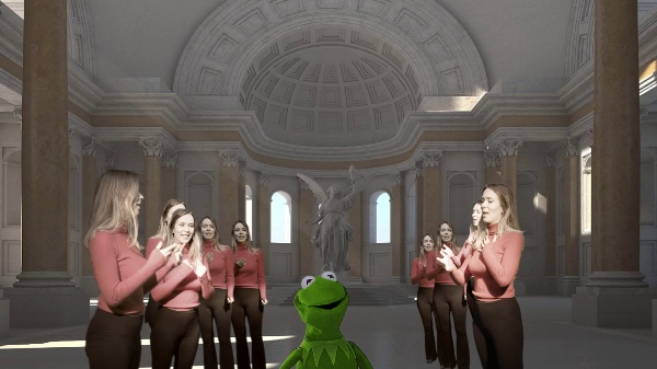 Stand By Kermit