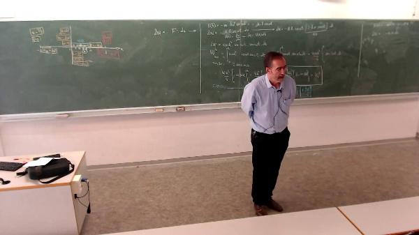 Física 1. Lección 2. Repaso MAS integración trabajo función posición