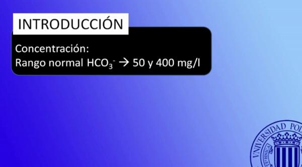 Determinación de Bicarbonatos y Carbonatos en aguas