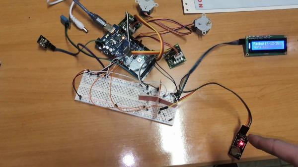 Seguidor Solar Arduino