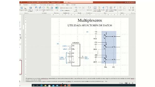 Subsistemas combinacionales. Codificadores-Decodificadores. FSD. ETSIT