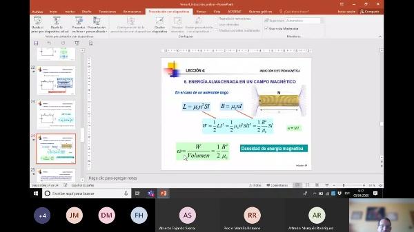 Clase 3 Física II Grupo C online